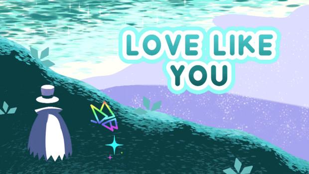 ノワール伯爵とアンナで Love Like You