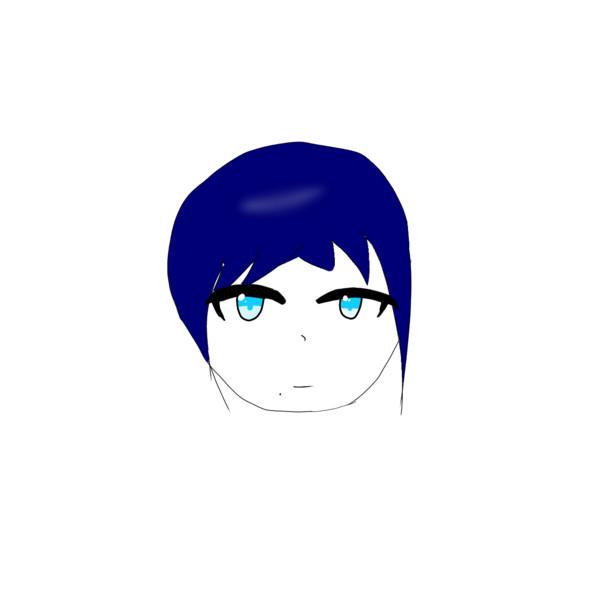 29日目 青髪