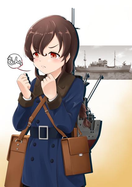 【艦これ】特務艦宗谷