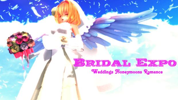 【MMDポスター祭り2021】Bridal Expo