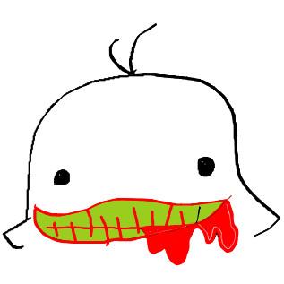 フッ素にも裏切られたシロちゃんの歯ぎしり