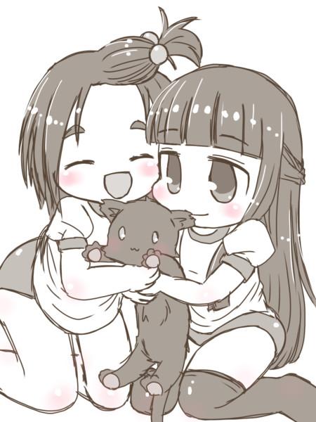 スノーフィーユ with ペロ