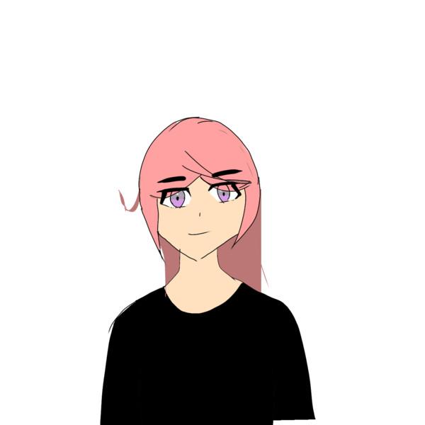 37日目 ピンク髪