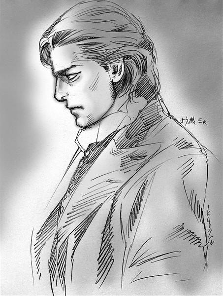 函館の人。