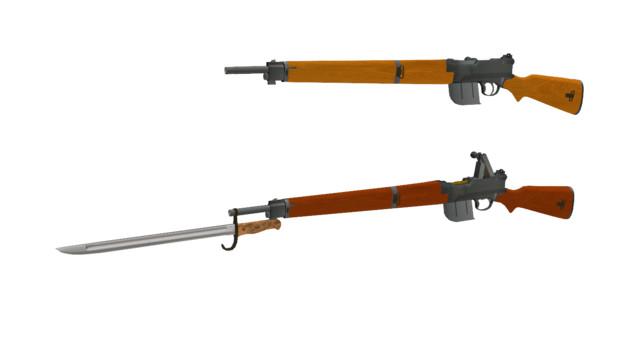 伍長式試製自動小銃丙型 ver1.00配布