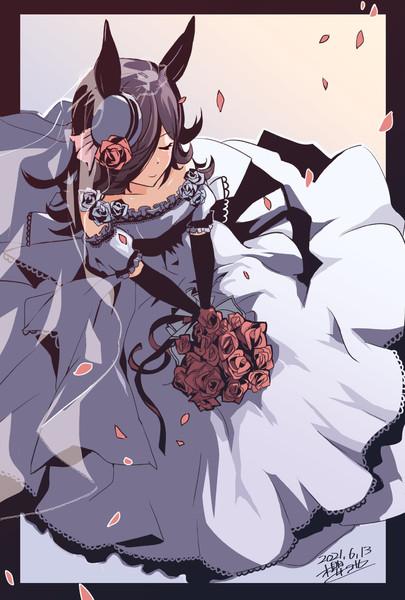 ライスシャワー花嫁vr