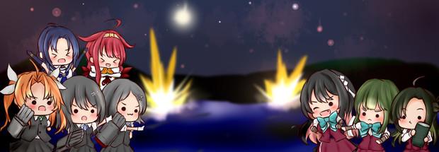 激突!ルンガ沖夜戦