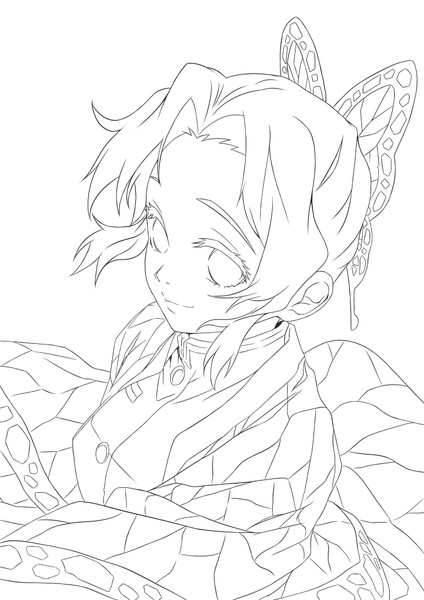 鬼滅の刃/胡蝶しのぶ