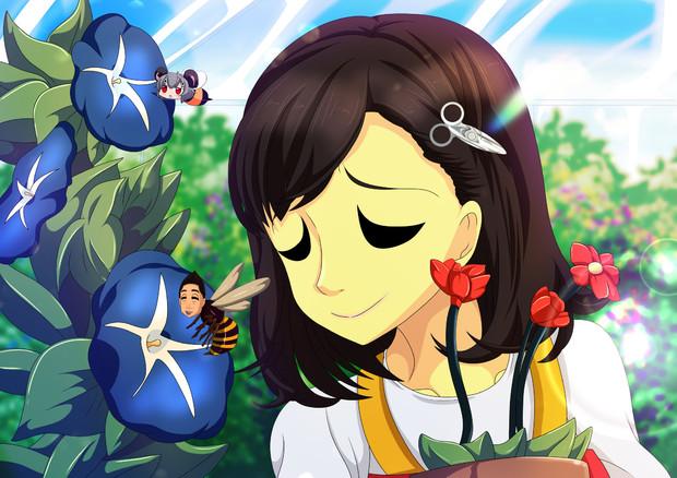 花と833姉貴