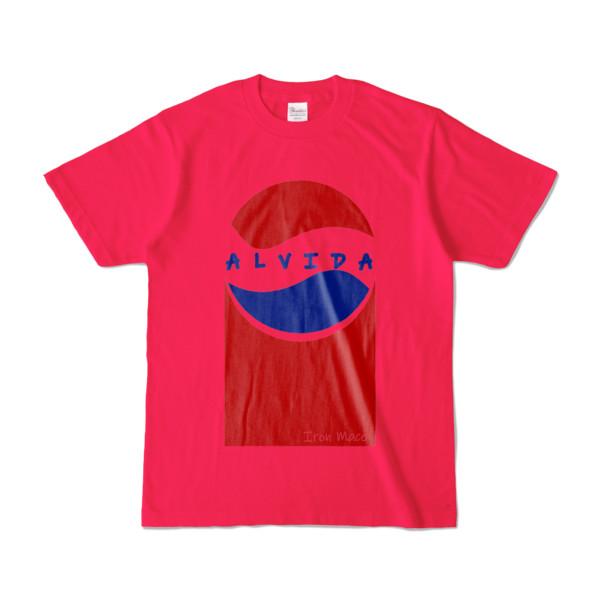 Tシャツ   ホットピンク   Alvida_Cola☆Drink