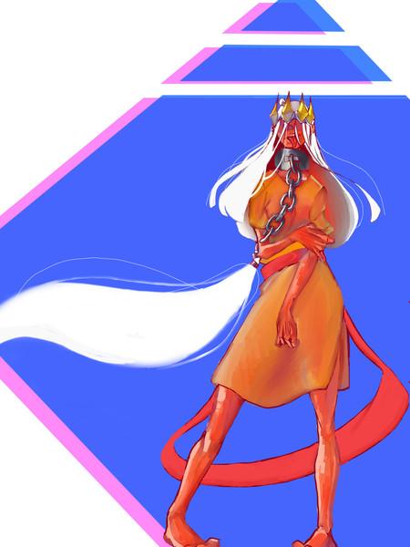 NIfri, the crowned curse