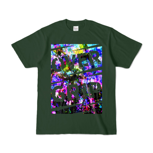 Tシャツ   フォレスト   OverGrip巻いてますか?