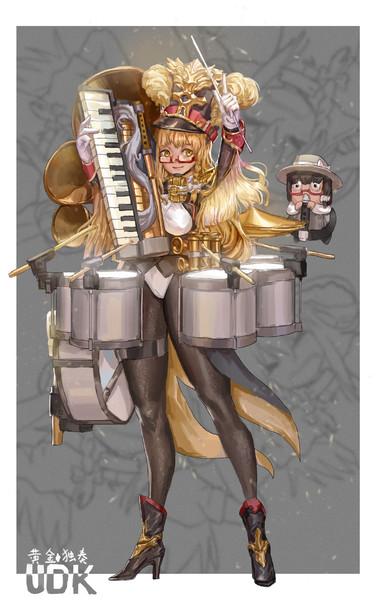 黄金の独奏UDK