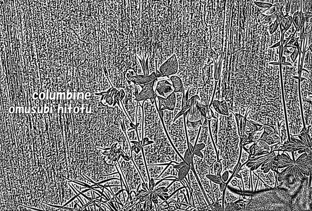 「おだまき」※写真加工・線画・おむ09324