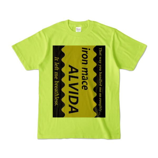 Tシャツ   ライトグリーン   Alvida_COFFEE☆Sweet