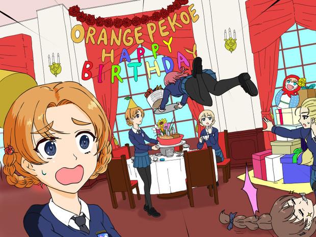 オレンジペコ生誕祭2021