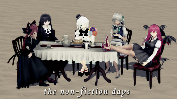 the non-fiction days