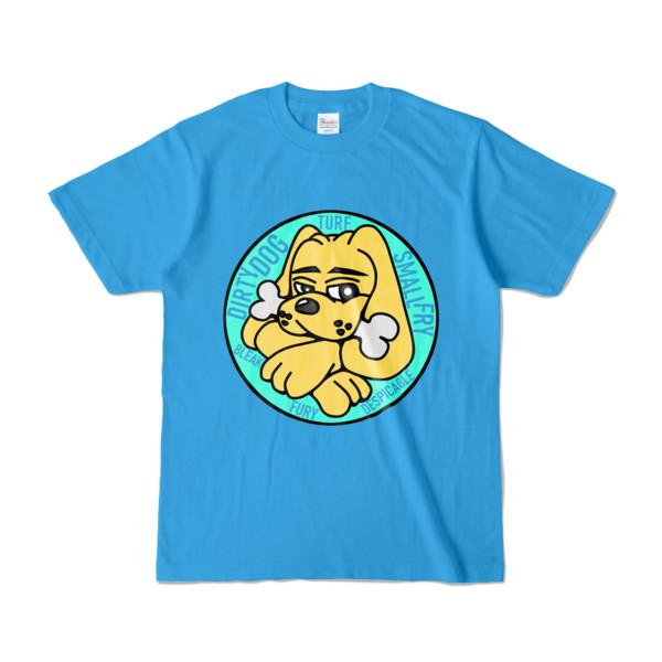 Tシャツ | ターコイズ | DIRTY♀ワンちゃん