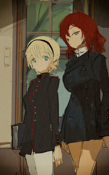 ロザリーとアドリアーナ3