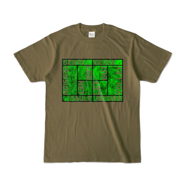 Tシャツ | オリーブ | Super☆MixTennis