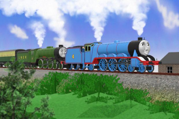 グレズリー卿が作った機関車たち