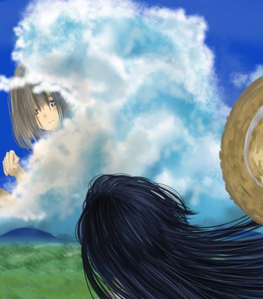 積乱雲ガール