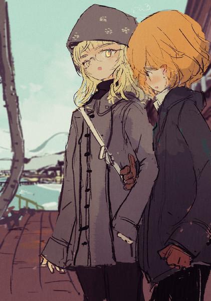 ペリーヌとアメリー3