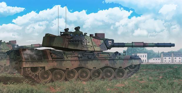 Leopard 1A1A1