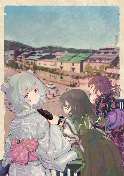 小春六花×小樽コラボ
