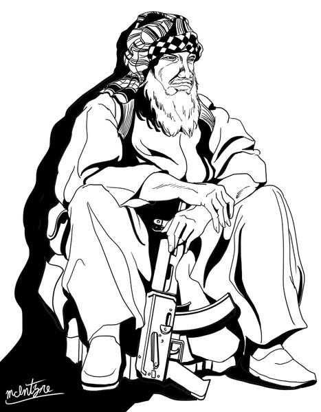 ヘラートのライオン~アフガニスタン水資源エネルギー相イスマーイール・ハーン