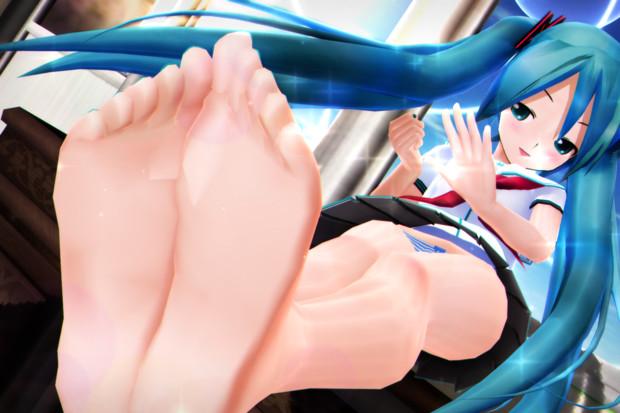 【Latさんスクール】足裏さんの香りを…♡