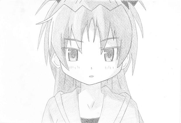 佐倉杏子描いてみた♪