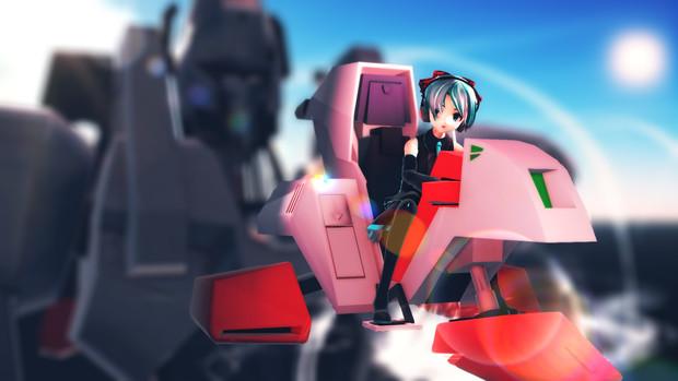 【MMDロボアニフェス2021】ドッキングセンサーッ【 重戦機エルガイム】