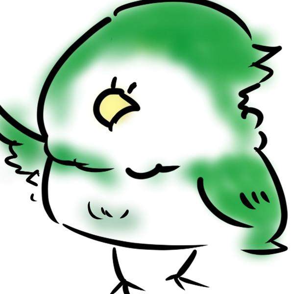 小澄佳輝のインコちゃん