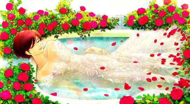 薔薇の涅槃