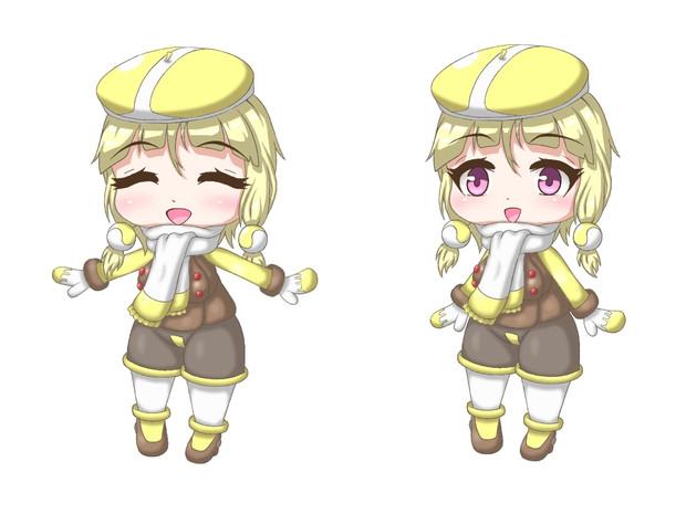 SDジュアッグちゃん