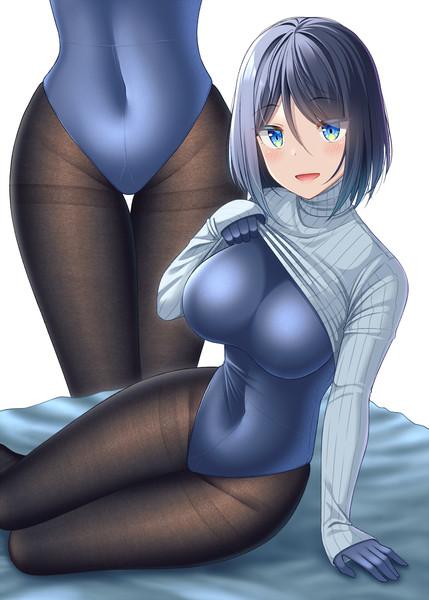 ぴっちり衣装好きの彼女が欲しい