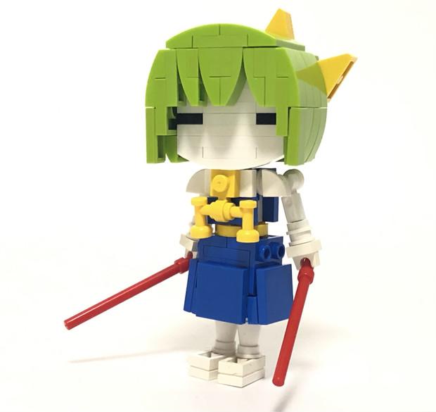 レゴと化したDIYUSI