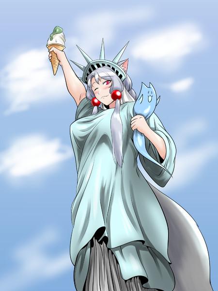 自由の女狐