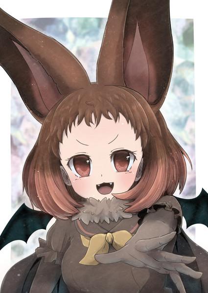 ウサギコウモリちゃん