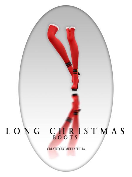 【MMD-Advent Calendar - Day 10】 Long Christmas Bo
