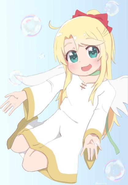 天使だよー
