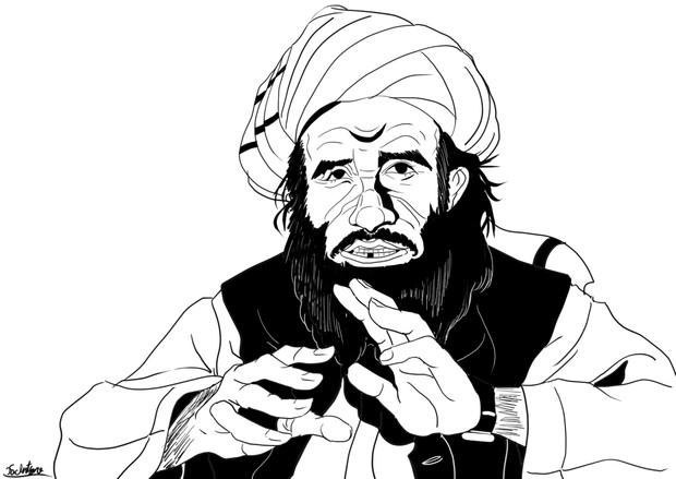 タリバン「ハッカニ・ネットワーク」創始者 ジャラルディン・ハッカニ