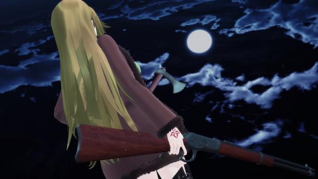 真夜中の狩りwith六導玲霞【Fate/MMD】