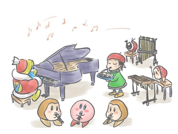 プププ音楽隊