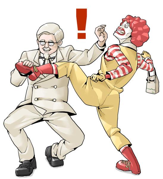 KFCの実力