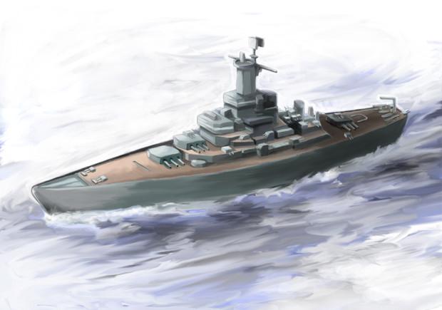 サウス・ダコタ級