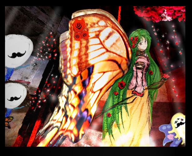 薔薇園の魔女 ゲルトルート