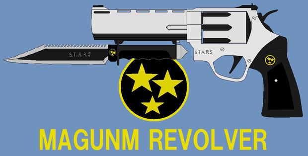 STARS マグナム ナイフ