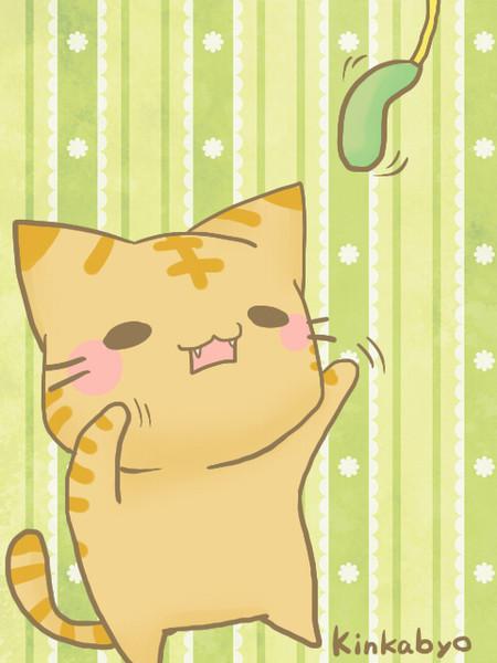 猫の待ち受け01 きんかねこ さんのイラスト ニコニコ静画 イラスト